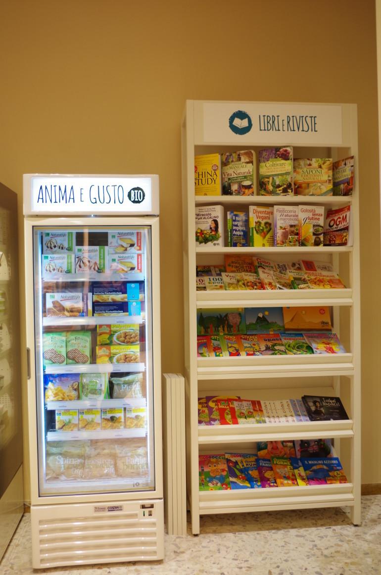 Libri e riviste da Anima e Gusto BIO