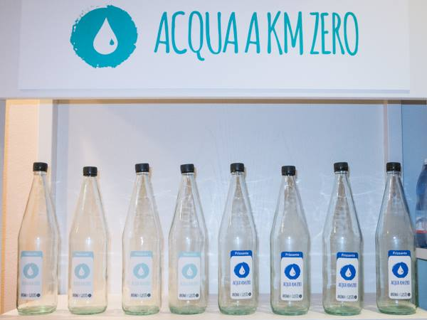 Aqua a KM Zero