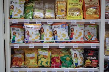Patatine Vegane di Anima e Gusto BIO