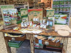 prodotti naturali per l'infanzia