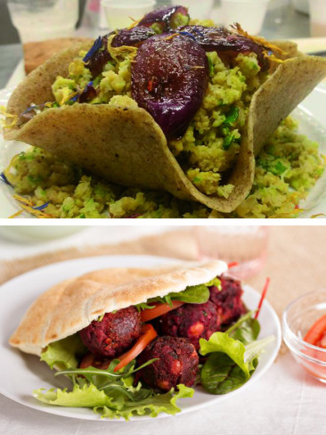 Gastronomia vegana: guarda i piatti